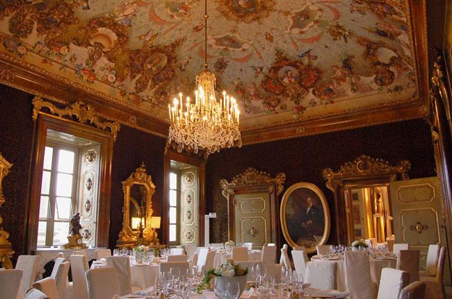 Villa per cerimonie matrimoni e ricevimenti milano for Interni ville antiche
