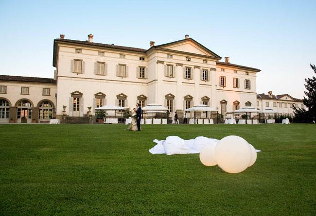 Matrimonio Civile In Villa Lombardia