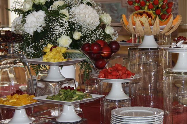 Ville e location matrimoni buffet